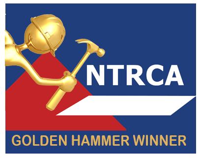 Golden Hammer Awards from NTRCA