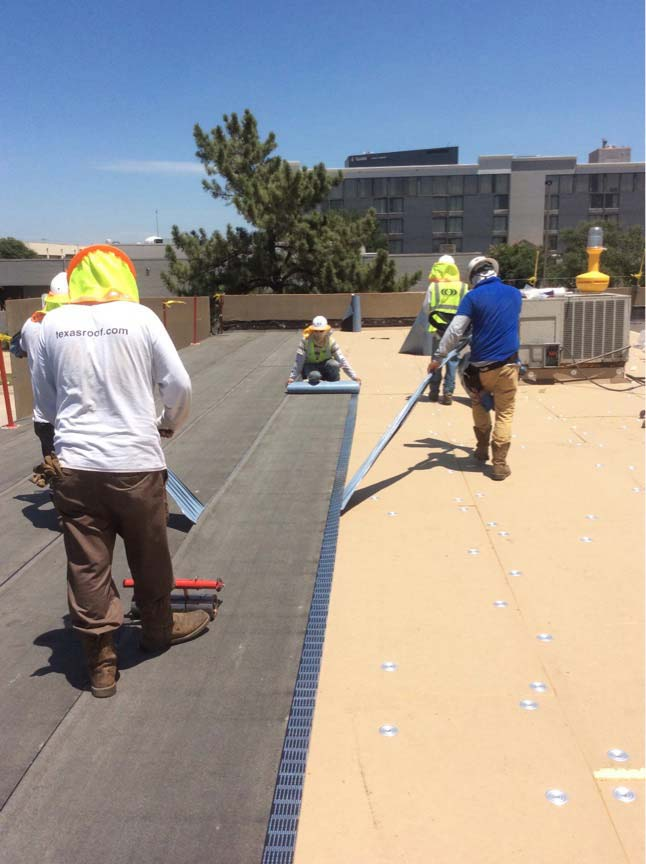 Commercial Roofing Expert in Richardson, TX