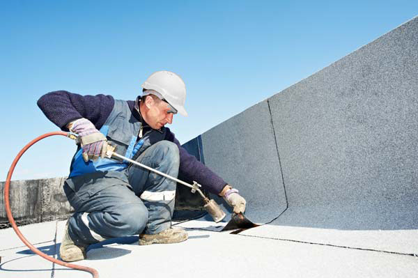 Emergency Commercial Roof Repair in Arlington, TX