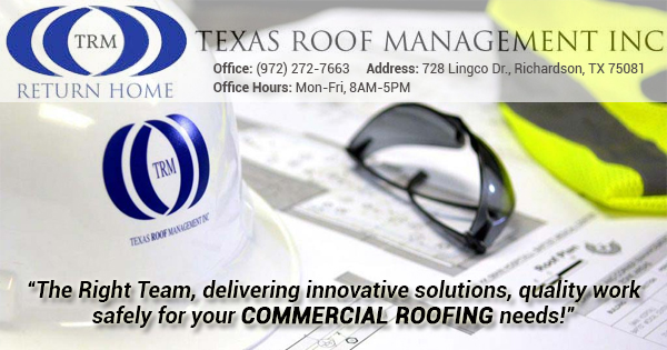 Reliable Commercial Roofing in Richardson, TX