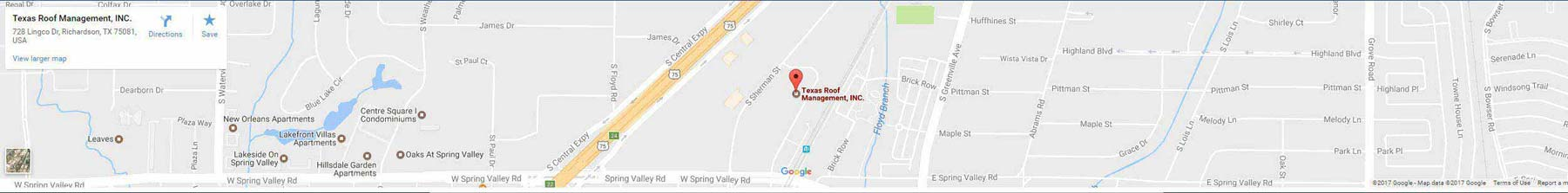 Texas Roof Management Inc