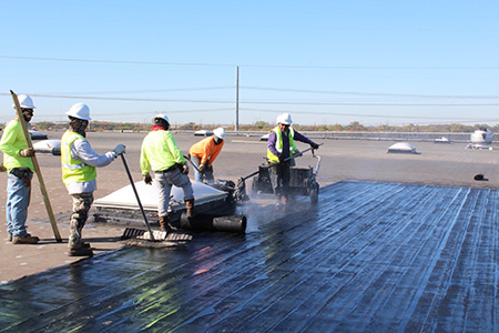 Commercial Roofing Texas